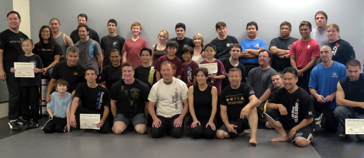 Las Vegas Martial Arts Classes - Kung Fu, Judo, Wing Chun, Kali, JKD