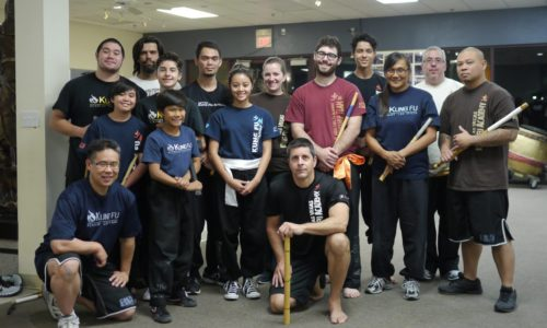 Adult Martial Arts Class