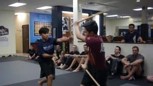 Some Filipino Martial Arts Drills