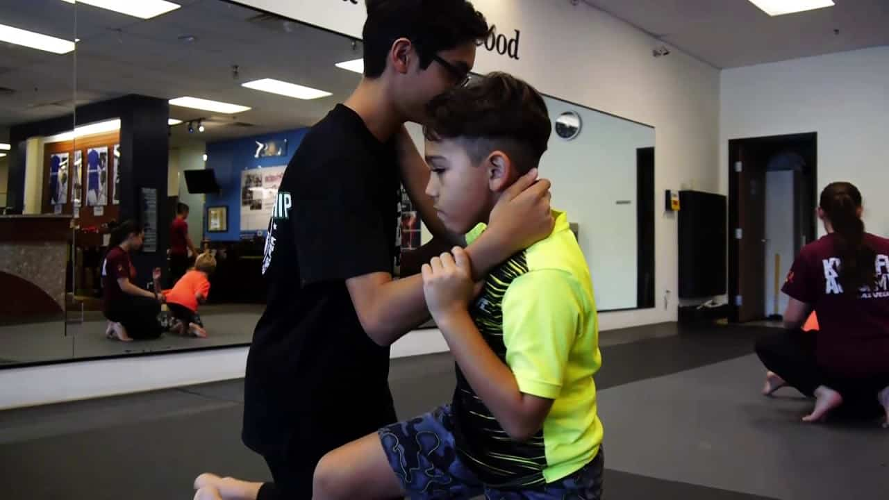 Summer Camps For Kids – 2 Fun Grappling Games