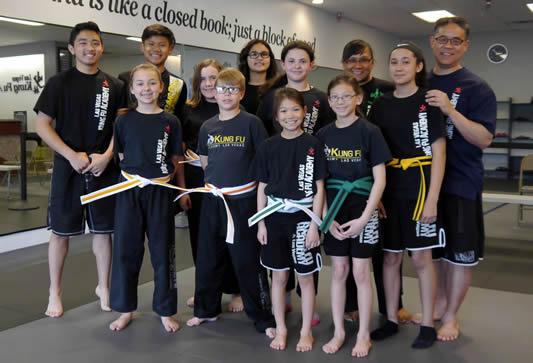 Tween Martial Arts Classes