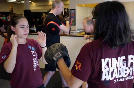 Tween Martial Arts Class