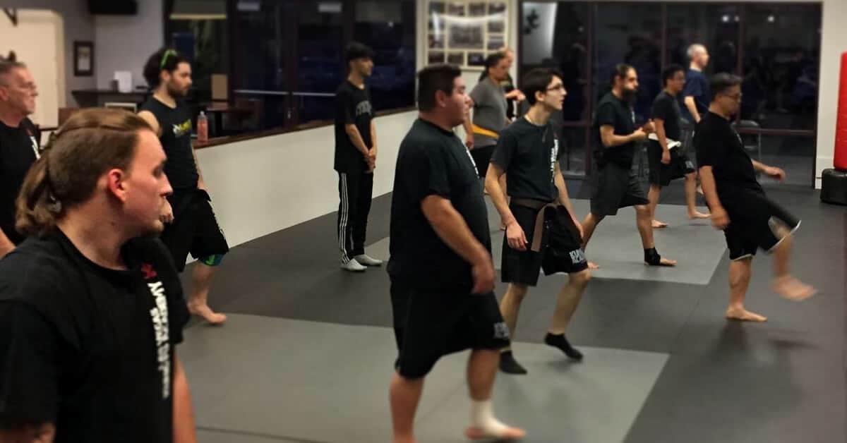 Adult Martial Arts Class Las Vegas