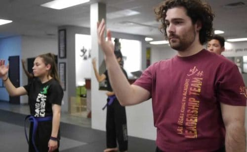 Kung Fu Blocking Techniques